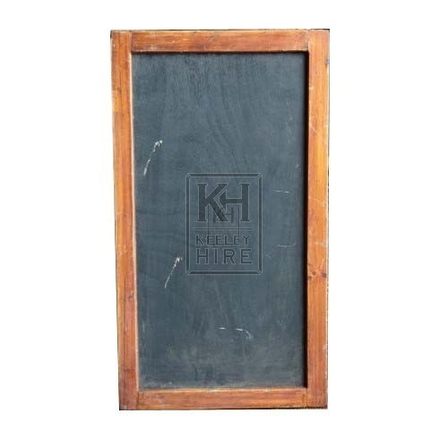 Blackboard in Frame