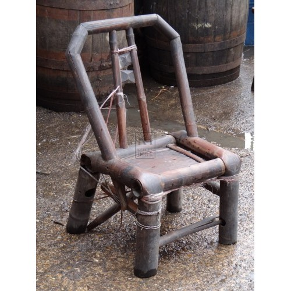 Chunky Bamboo Chair
