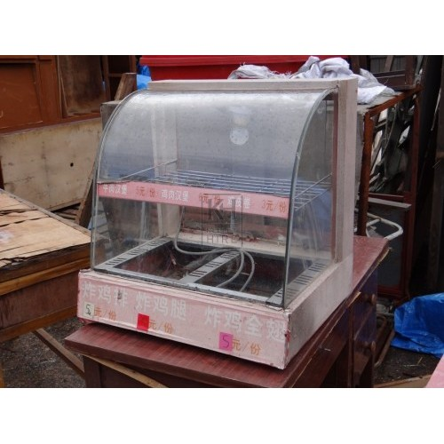 Chinese Hot Food Display Unit