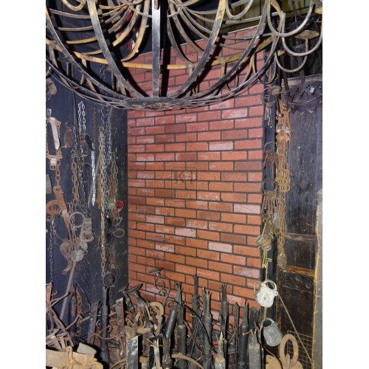 Prop Brick Wall