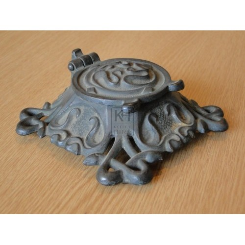 Art Nouveau Inkwell