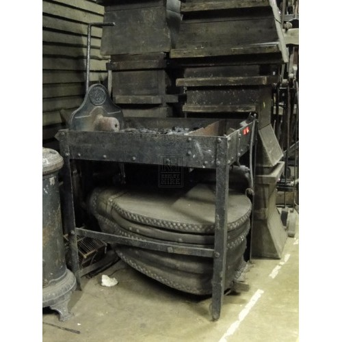 Black Metal Forge Unit