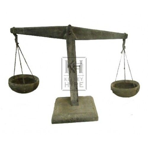 Medieval balance scales # 2