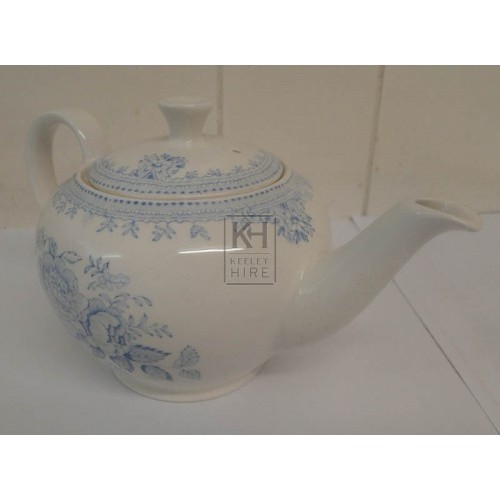 Medium china tea pot