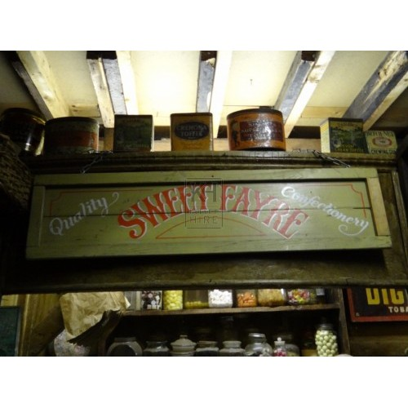 Sweet Shop Sign