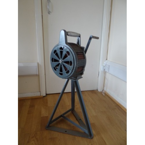 World War 2 Air Raid Siren