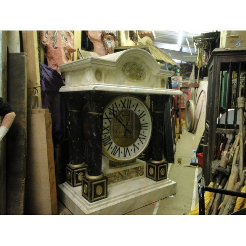 Large Ornate Clock