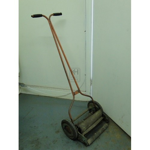 Vintage Push Roller Mower