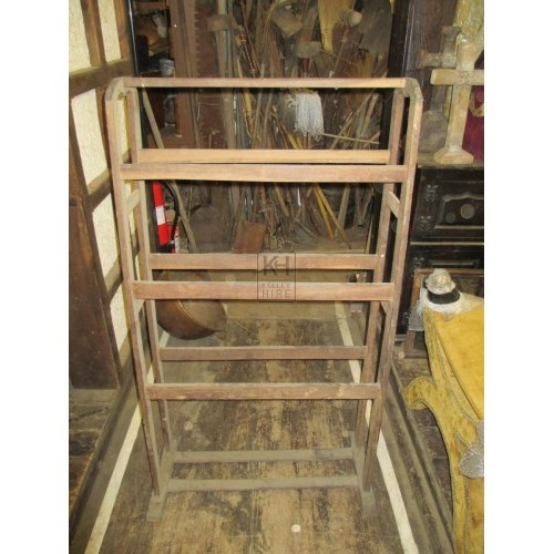 Wooden Rack Frame