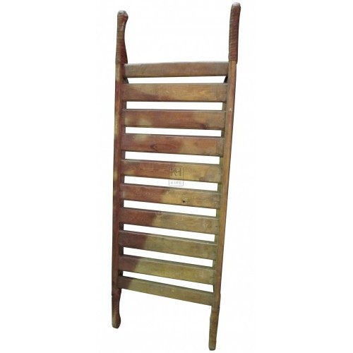 Slatted Wooden Stretcher