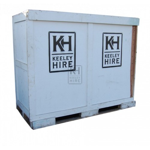 Keeley Hire Double Pallet Container