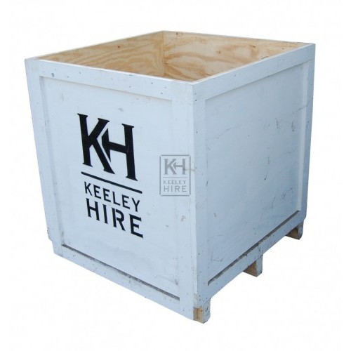 KeeleyHire Single Pallet Short Container