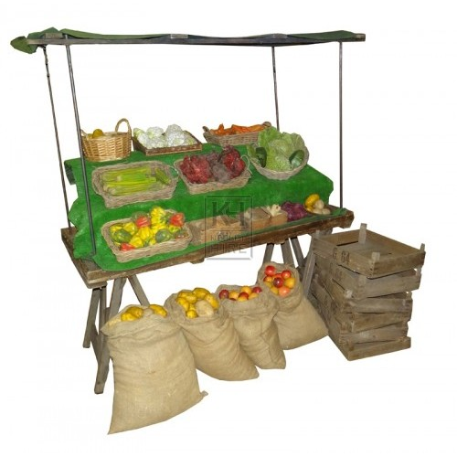 Market stall dressing - Fruit & Veg