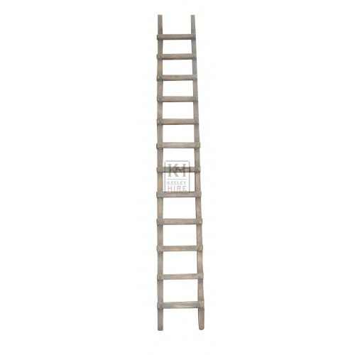 10ft Wood Ladder with string binding