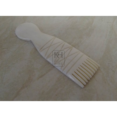 Bone comb