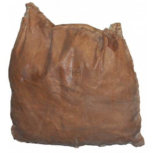 Large Leather Bundle Bag