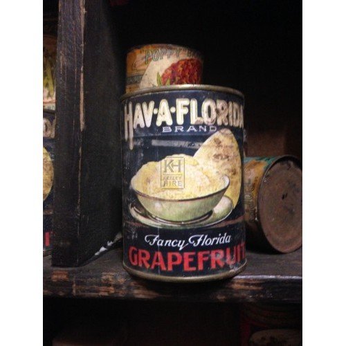 Hav-a-Florida Grapefruit Tin