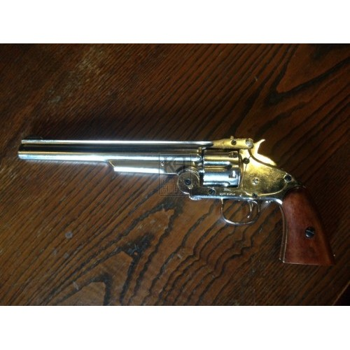Smith and Western Long Barrel 1860
