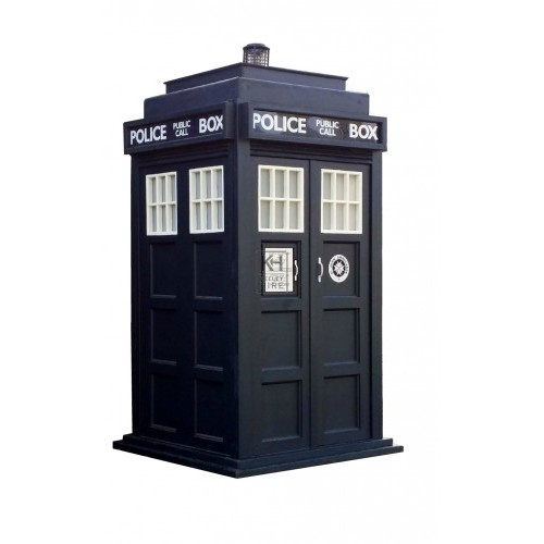 Early Police Box