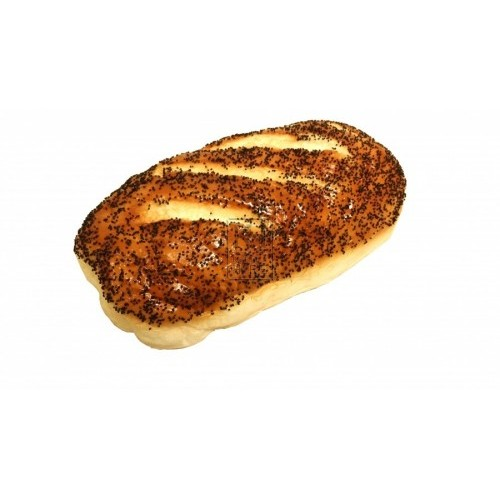 Loaf of bread with seeds