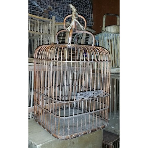 Medium ornate bird cage