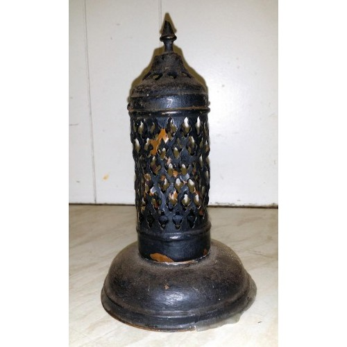 Small pointed iron lantern