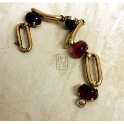 Small bracelet with stones