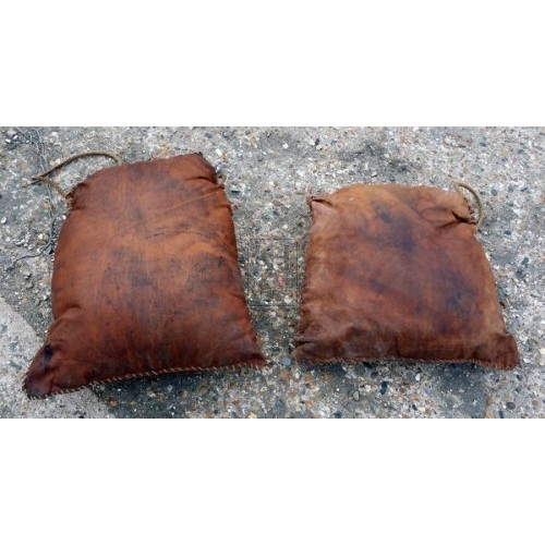 Large leather bundle