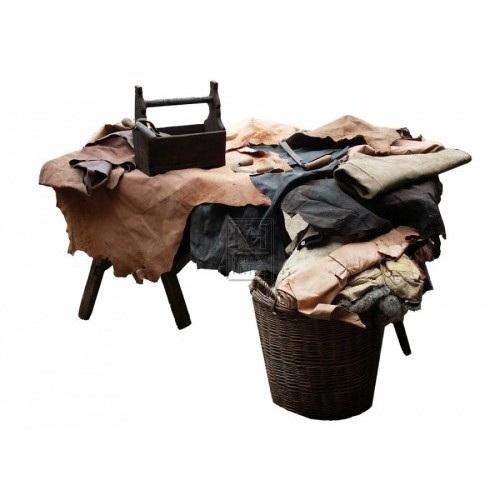 Tannery dressing