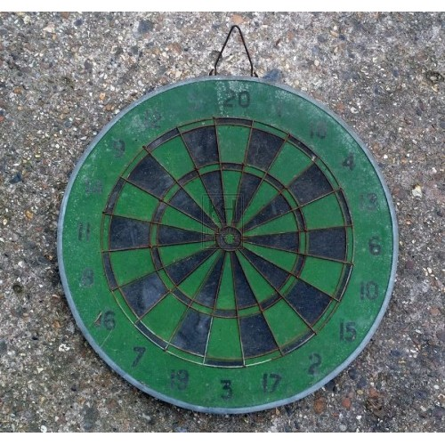 Old darts board # 2