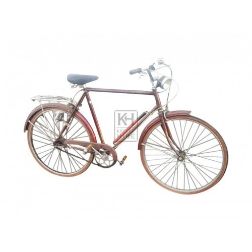 1960s bicycle - Gents