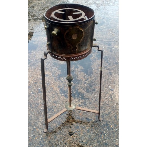 Tall Moroccan cooking burner
