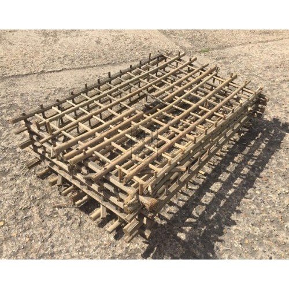 Large cane cage