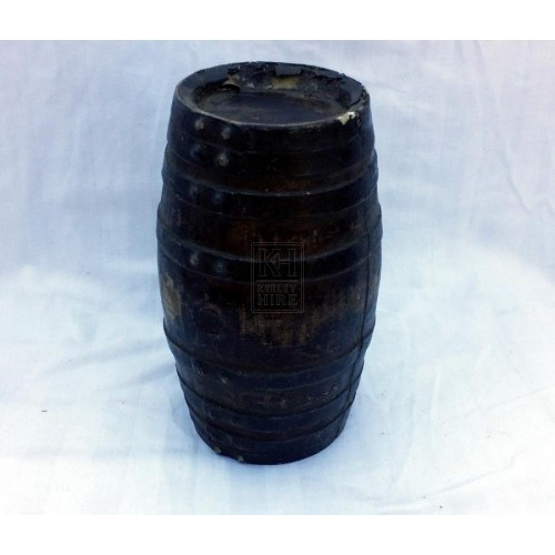 Very small fibreglass barrel