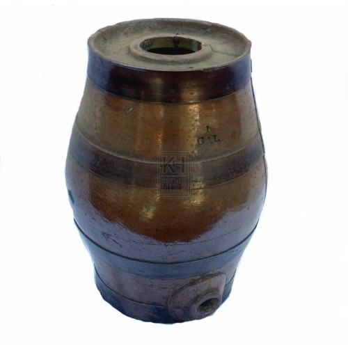 Ceramic barrel