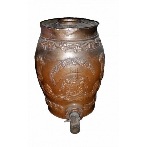China barrel with tap