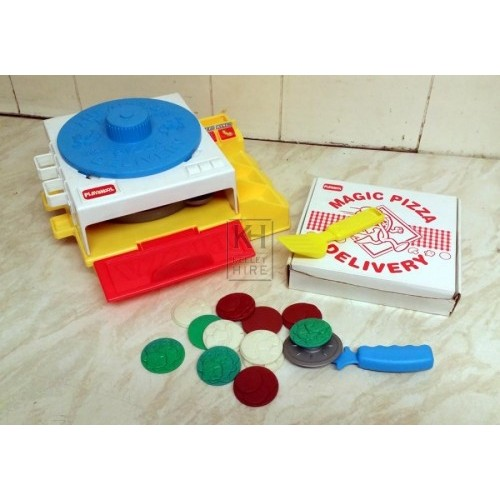 80s toy pizza maker