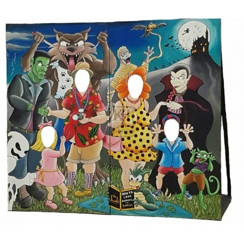 Halloween Photo Board