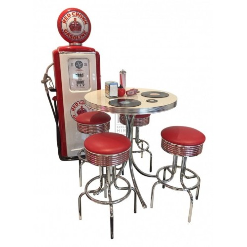 American Tall Round Table