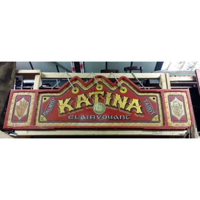 Katrina Clairvouant sign