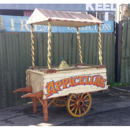 Vintage Ice Cream cart