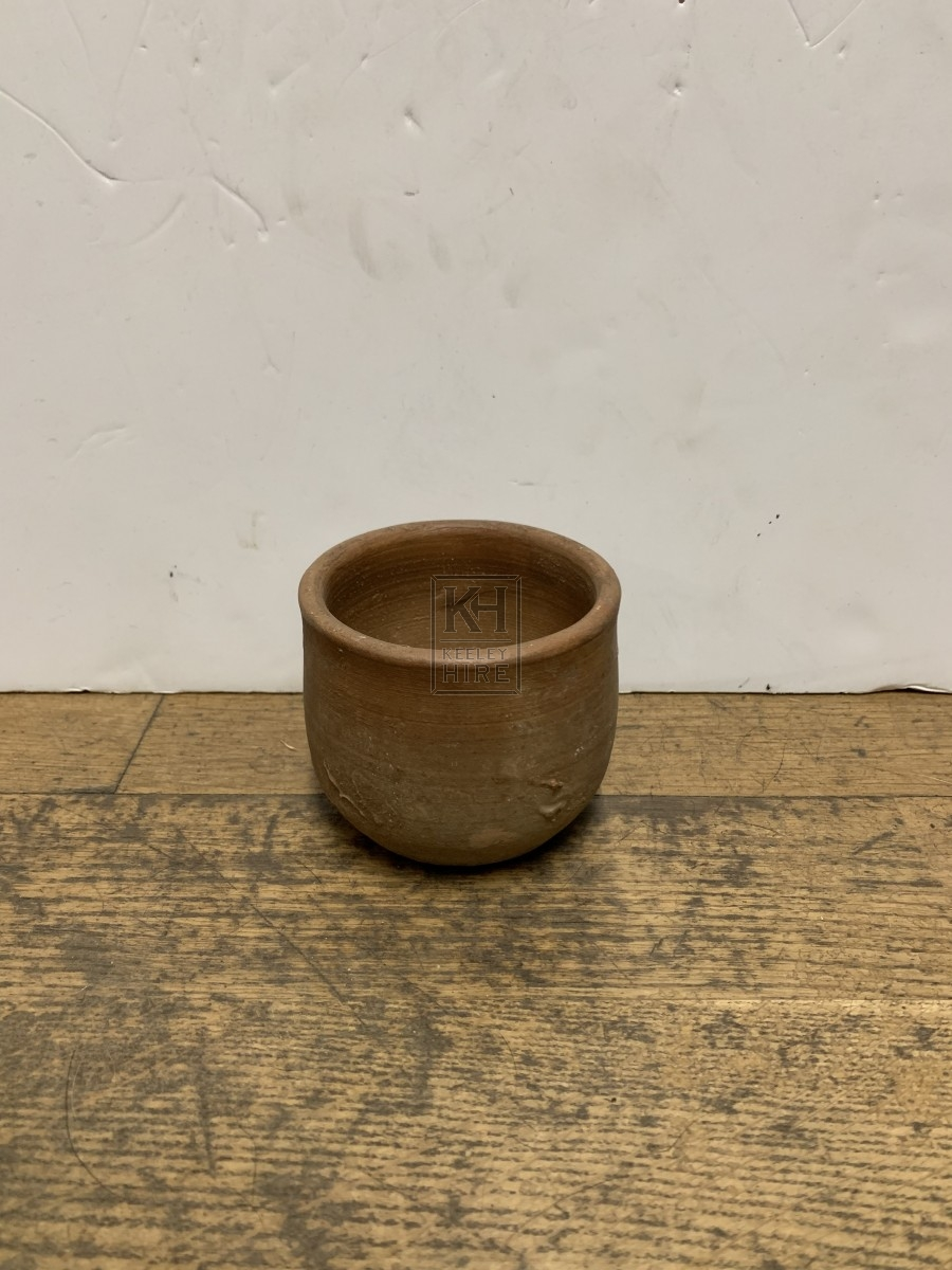 Small Terracotta Cup
