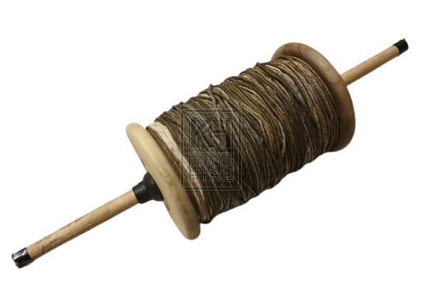 Thread on wheel