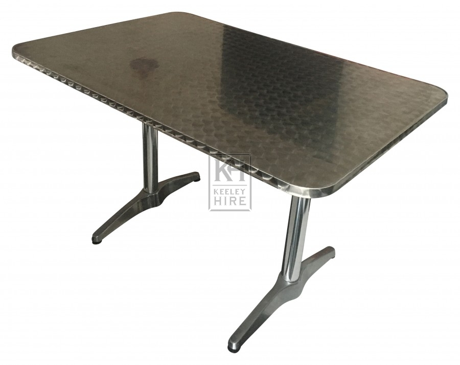 American Diner Style Table