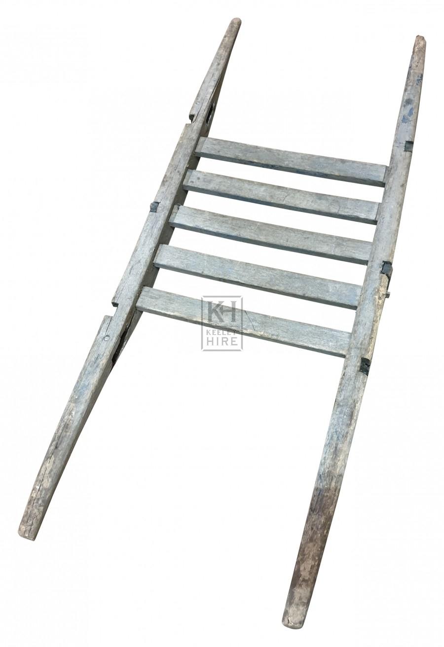 Rustic worn stretcher