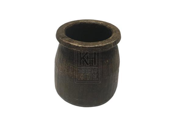 Small stone pot