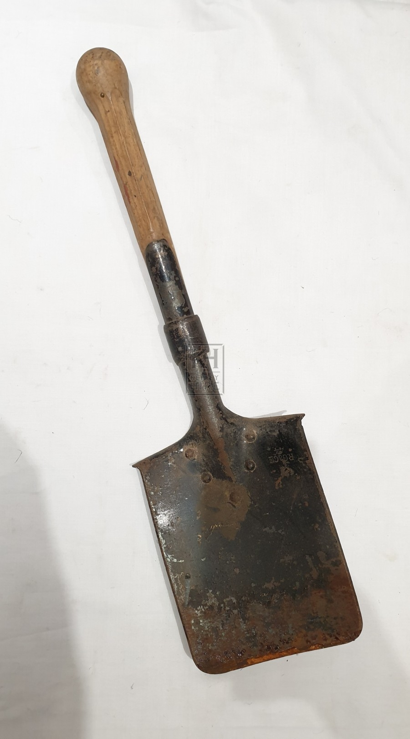 WW2 German Trench shovel