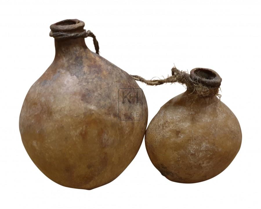 Small gourd bottles