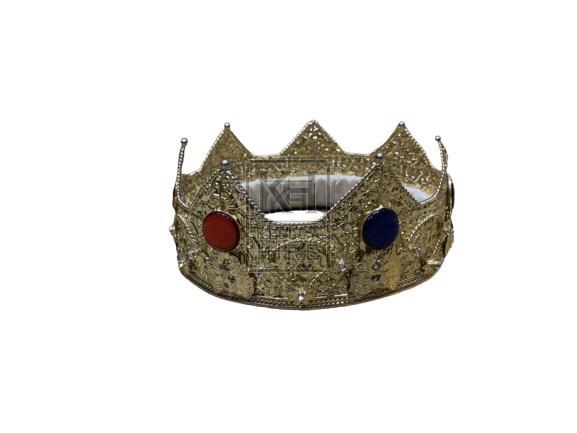 Simple Jewelled Crown