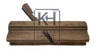 Thin wood plane